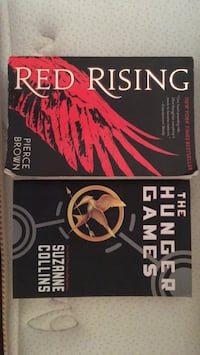 The hunger games by suzanne collins book series Hamilton, L9A 2Z3
