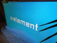 "Element 50"" TV (brand new in box) 71 km"