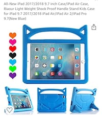 New iPad 9.7 case for kid Vienna, 22182