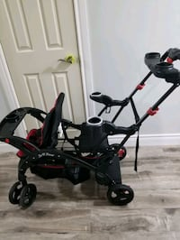 Sit N Stand Baby Trend Stroller