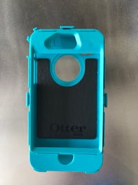 Turquoise Otter Box Cell Phone Case-Don't remember for which cell phone Beavercreek, 45432
