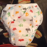 Kushie reusable swimming diaper  Hamilton, L8E 1G5