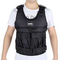 44LB/20KG adjustable weighted workout vest Brampton, L6R 1W4