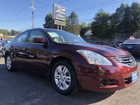 Nissan Altima 2010 BALTIMORE