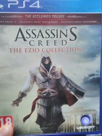 Assasin Creed Ezio Collection Ps4 Cd Oyun Kartepe