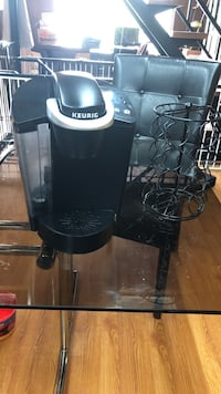 Keurig with k-cup holder San Francisco, 94110