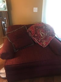 Oversized Chair/Loveseat Daphne, 36526