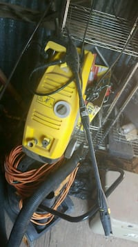 yellow and black pressure washer Midland, 79701