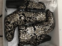 Booties Guess size 38 sequinned  Vaughan, L4L
