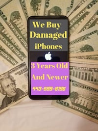 Phone screen repair Millersville