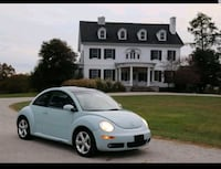 2010 Volkswagen New Beetle Final Edition Auto PZEV Columbia