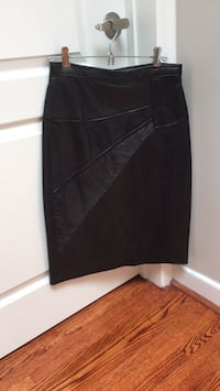 Vintage Leather skirt size 12' Toronto, M3J 1Y4