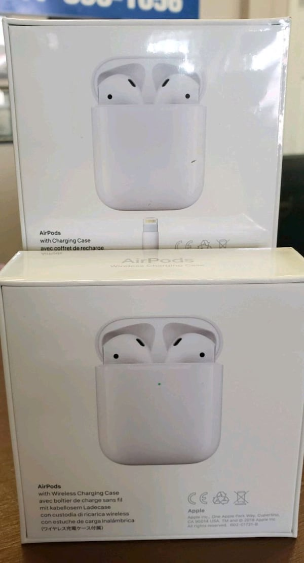 Used Apple Airpods 1st 2nd Gen Brand New In Box For Sale In