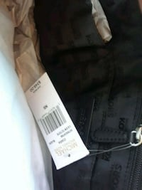 black and gray leather bag Hanford, 93230