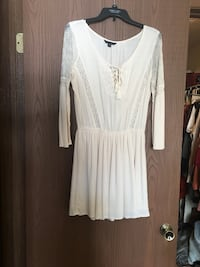 AMERICAN EAGLE Lacey Bohemian Style Dress SZ MED Columbus, 43016