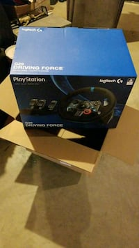 Racing wheel for PC and PS4 Thames Centre, N0L 1G1