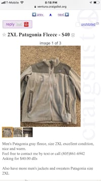 gray zip-up jacket 2309 mi