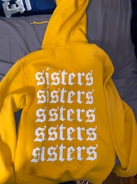 Sisters Hoodie size small