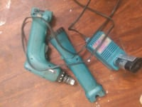 Makita drill flash light battery n charger