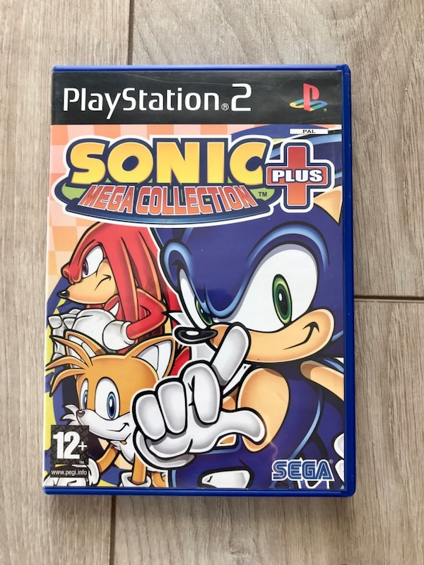 Sold Sony Playstation 2 Sonic Mega Collection In Ankara Letgo