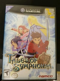 Tales of symphonia Gamecube  Langley, V2Y 2Z2