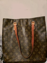 Louis Vuitton Brown Monogram Vavin GM Bag Vienna, 22182