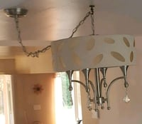 Ceiling Light Fixture Beauharnois-Salaberry Regional County Municipality, J0S