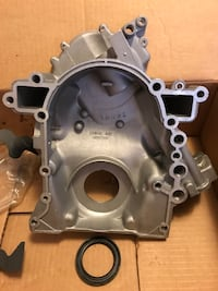 Buick 3.8 v6 231ci timing  Chain Cover