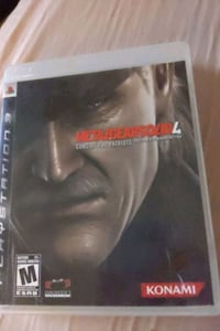 Metal gear solid 4 Toronto, M6J 0A9