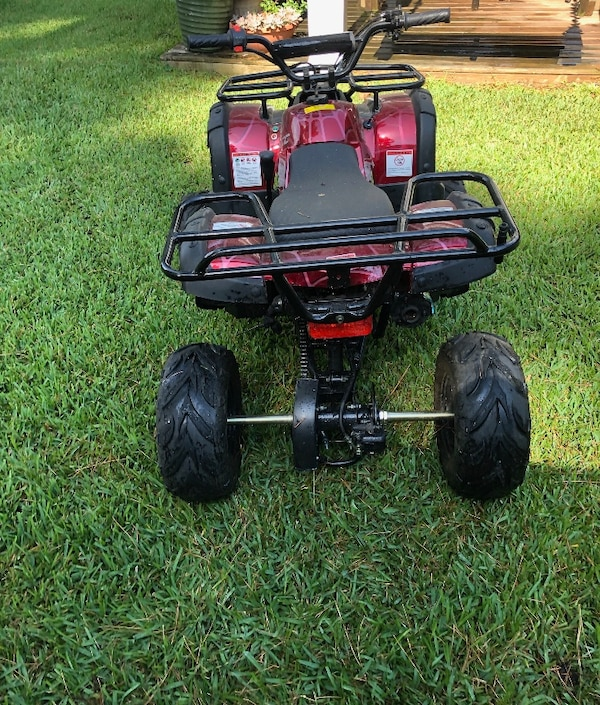 Used Gas Powered Four Wheeler! For Sale In Spring
