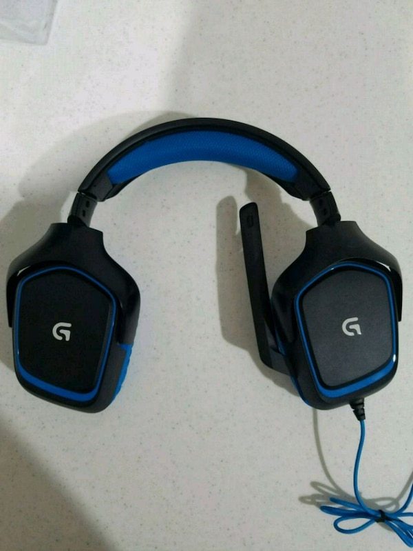 2259feae794 Used Logitech G430 surround sound gaming headset for sale in Fort ...