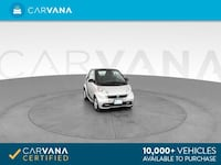 2015 smart fortwo coupe Pure Hatchback Coupe 2D Silver <br />