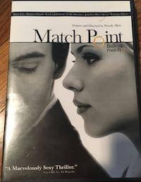 Match Point DVD Falls Church