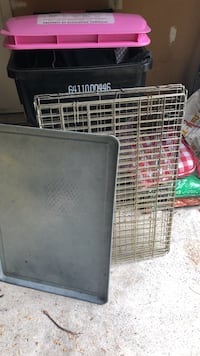 Black and gray pet carrier Blackwood, 08012