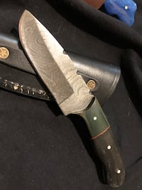 Damascus knife  Kitchener, N2B