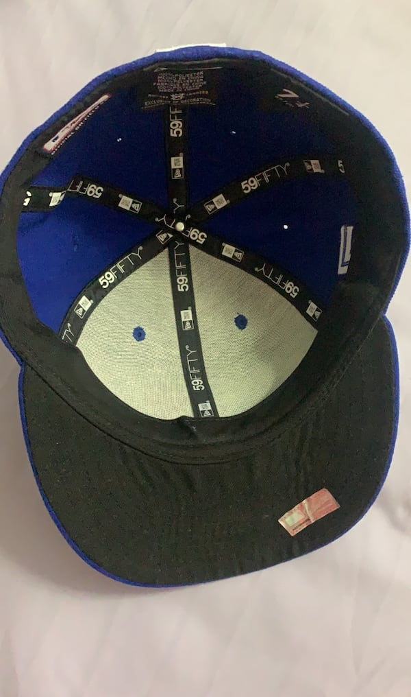 Toronto Blue Jays 59FIFTY fitted hat 1f9078cd-4ba4-4b56-84e3-fae0070dabf8