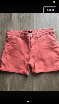 Short couleur orange/12 anS Saint-Max, 54130
