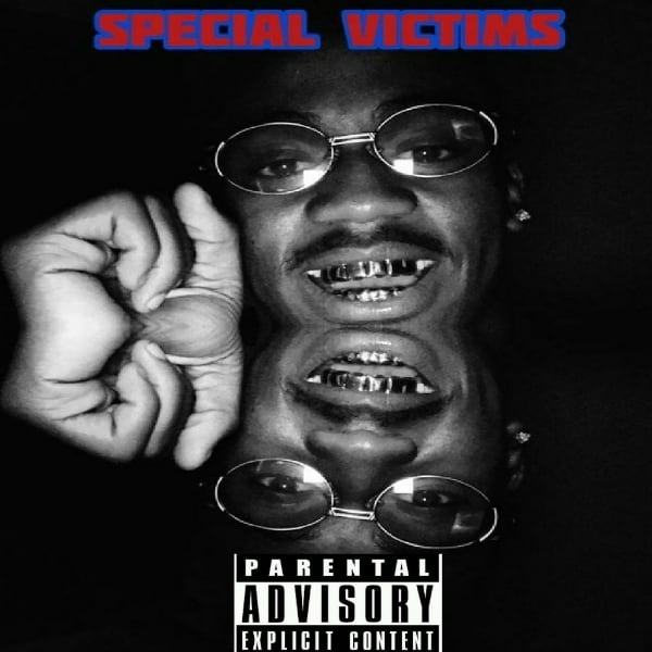 """""""Special Victims""""Album  by Shaquees"""