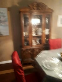 Table buffet and 4 chairs Laval, H7X 3H1