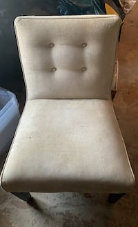 Armless upholstered chair Highland, 20777