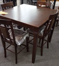 Brand New Kitchen Table