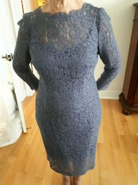 Size 12 Adrianna Pappel dress worn once  Vaughan, L4H