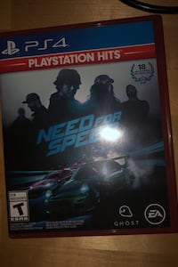 Ps4 need for speed  Falls Church, 22042