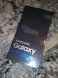Sansung galaxy s7 edge in sealed box Florissant, 63031