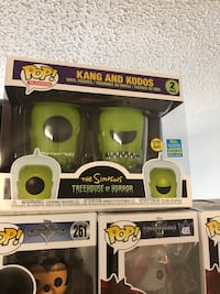 Kang and kodos pops Orangeville, L9W 2T4