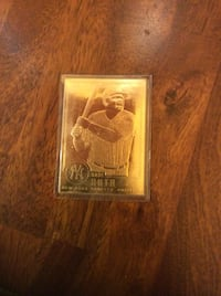 new york yankees ruth collectible card District Heights, 20747