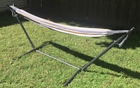 Vivere Hammock with Stand and Carrying Bag Hamden