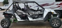 2016 Arctic Cat Wildcat 4X 1000 1223 mi