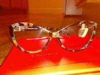 black and red framed sunglasses Las Vegas, 89169