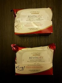 L'Oreal facial cleaning wipes Randallstown, 21133